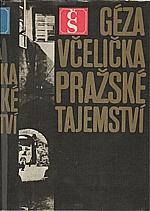 Včelička: Pražské tajemství, 1987