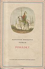 Puškin: Pohádky, 1956
