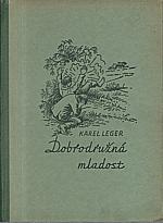 Leger: Dobrodružná mladost, 1922