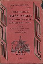 Siegfried: Dnešní Anglie, 1926