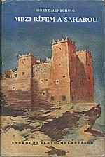 Mensching: Mezi Rífem a Saharou, 1957