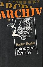 Bojtár: Oloupení Evropy, 1994