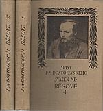 Dostojevskij: Běsové, 1923