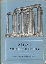 Prokešová: Dějiny architektury, 1961