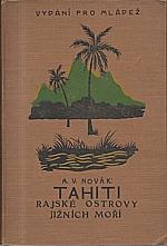 Novák: Tahiti, 1923