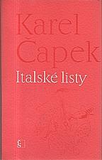 Čapek: Italské listy, 1970
