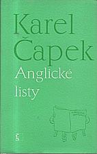 Čapek: Anglické listy, 1970