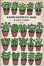 Čapek: Zahradníkův rok, 1957