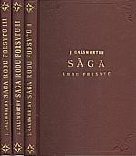 Galsworthy: Sága rodu Forsytů, 1970