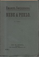 Swedenborg: Nebe a peklo, 1932