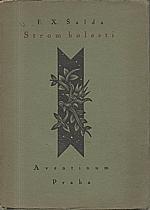 Šalda: Strom bolesti, 1920