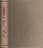 Kipling: Strom spravedlnosti a jiná Šotkova kouzla, 1929