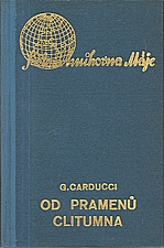 Carducci: Od pramenů Clitumna, 1937