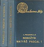 Pirandello: Nebožtík Matyáš Pascal, 1940
