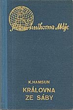 Hamsun: Královna ze Sáby a jiné povídky, 1939