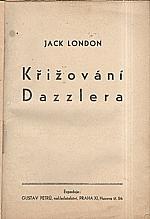 London: Křížování Dazzlera, 1925