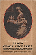 Macháčková: Pravá česká kuchařka, 1930