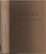 : Antika v dokumentech. II, Řím, 1961