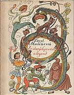 Mašínová: Ze starých pověstí a legend, 1970