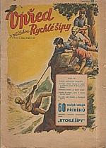 Foglar: Vpřed s přílohou Rychlé šípy, 1947