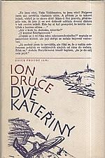 Druce: Dvě Kateřiny, 1986