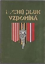 : Druhý pluk vzpomíná ..., 1936