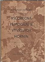 Hejtman: Všeobecná petrografie vyvřelých hornin, 1956