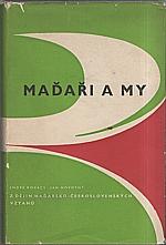 Kovács: Maďaři a my, 1959