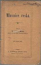 Hron: Mluvnice česká, 1872