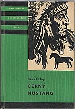 May: Černý mustang, 1968