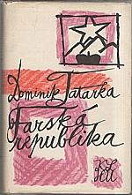 Tatarka: Farská republika, 1961
