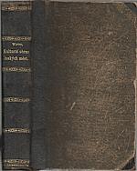 Winter: Kulturní obraz českých měst. Díl první, 1890