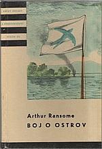 Ransome: Boj o ostrov, 1959