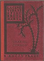 Harte: Gabriel Conroy. III, 1926