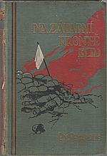 Remarque: Na západní frontě klid..., 1929