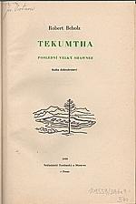 Beholz: Tekumtha, 1938