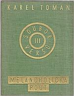 Toman: Melancholická pout, 1930