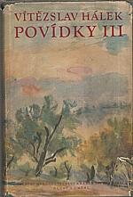 Hálek: Povídky. III, 1955