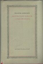 Mérimée: Kronika vlády Karla IX. a vybrané novely, 1959