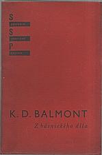 Bal'mont: Z básnického díla, 1935