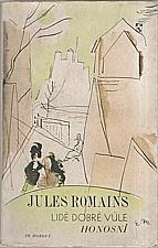 Romains: Lidé dobré vůle. V, Honosní, 1938