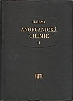 Remy: Anorganická chemie. II. díl, 1962