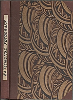 Bufka: Katechismus fotografie, 1913