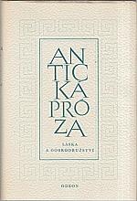 Longos: Láska a dobrodružství : Longos, Dafnis a Chloé ; Héliodóros, Příběhy aithiopské, 1971