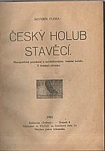 Flora: Český holub stavěcí, 1921