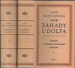 Radcliffe: Záhady Udolfa, 1978