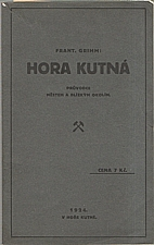 Grimm: Hora Kutná, 1924