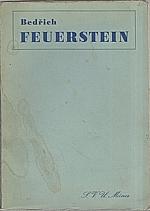 Feuerstein: Bedřich Feuerstein, 1936