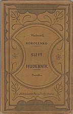 Korolenko: Slepý hudebník, 1921