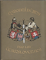 Horák: Národní dějiny mládeži a lidu československému, 1924
